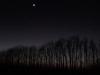 napnyugta, Hold és Vénusz