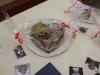 Kiállítás a művelődési házban - sütemény