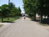 Dévaványai városnap - lezárt Széchenyi út