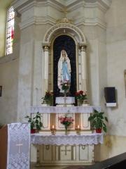 Szent Anna templom Dévaványa