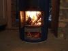 tűz és parázs - kályha készítése
