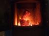 lángok - kályha készítése