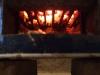 a tűz alólról - kályha készítése