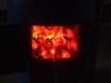 vaspálca a tűzben - kályha készítése