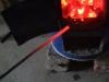 izzó vas - kályha készítése