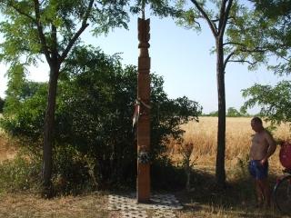 A Lipcsey kopjafa