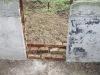 lépcső a tyúkoknak - tyúkól építés