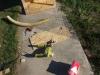 vadászgörény ketrec készítése házilag