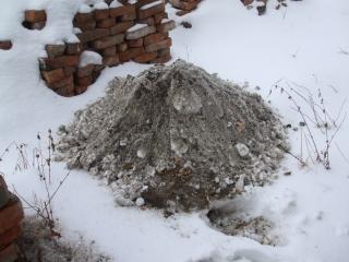 lehordott hó
