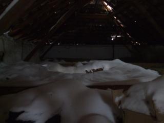 hó a padláson