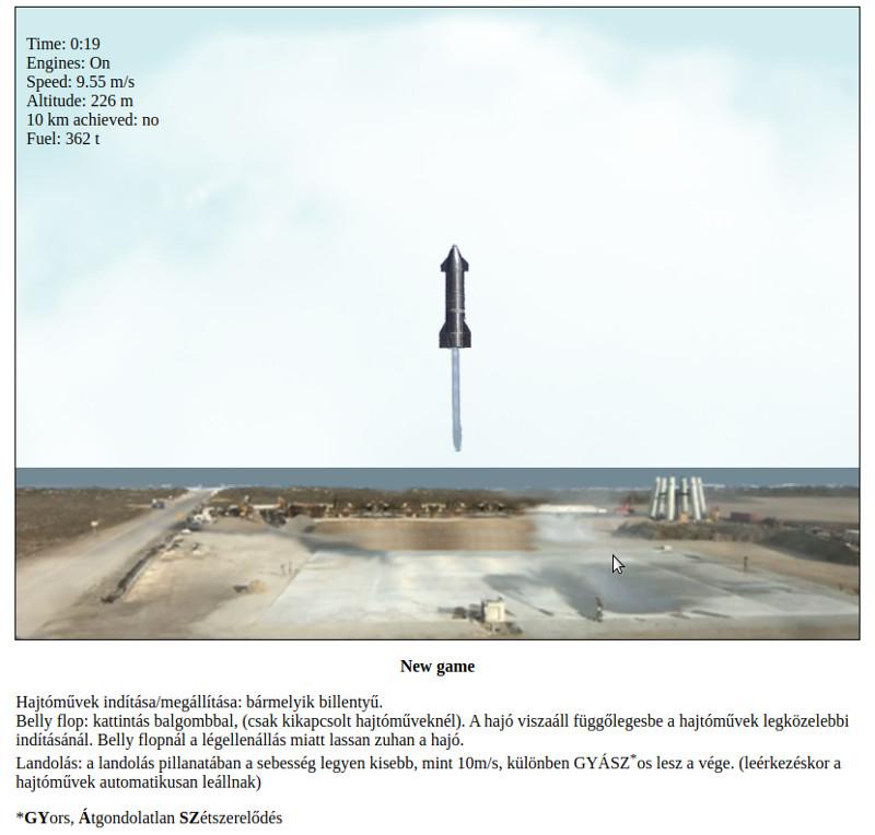 starship lander